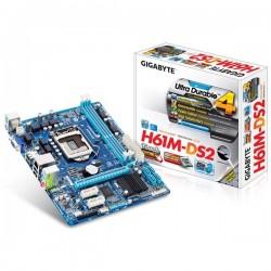 Gigabyte GA-H61M-DS2 LGA1155 H61. DDR3