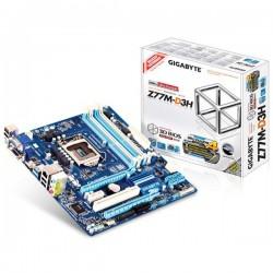 Gigabyte GA-Z77M-D3H LGA1155 Z77 DDR3