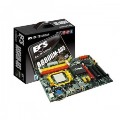 ECS A880GM-AD3 AM3 AMD880G DDR3