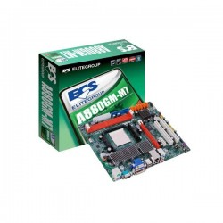 ECS A880GM-M7 AM3 AMD880G DDR3