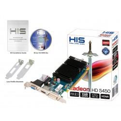 HIS Radeon HD 5450 1GB DDR3