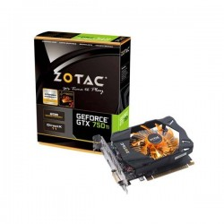 ZOTAC GeForce GTX 750 Ti