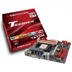Biostar TA75M FM1 AMD75 DDR3 SATA3 USB3
