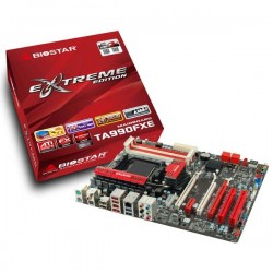Biostar TA990FXE AM3 AMD990FX DDR3 2000 USB3 SATA3 Remote 50000