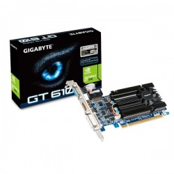 Gigabyte Geforce GT610 1GB DDR3 GV-N610D3-1GI