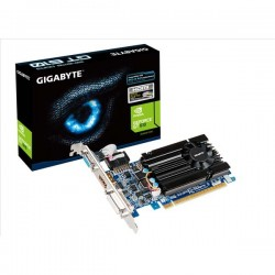 Gigabyte Geforce GT610 2GB DDR3 GV-N610D3-2GI