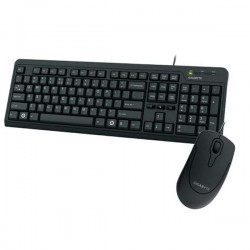 Gigabyte Keyboard Mouse GK-KM5200