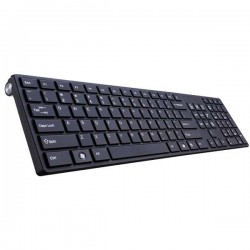 Delux DLK 1000U Ultra Slim Executive Keyboard