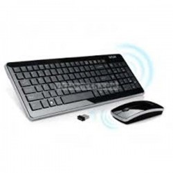 Delux DLK 1500G M125GB Wireless Slim Keyboard Mouse Combo