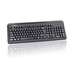 Delux DLK 3110 M388 Slim Keyboard Mouse Combo