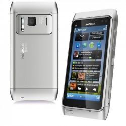 NOKIA N8 - Silver White