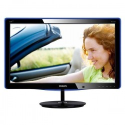 Philips 227E3QPHSU 21.5 Inch IPS LED-Full HD-VGA-DVI-HDMI-Slim