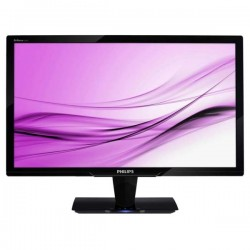 Philips 224CL2SB 21.5 Inch LED-Full HD-VGA-HDMI-Slim