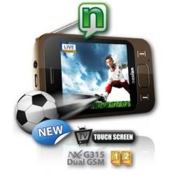 nexian nx-g315 snap tv