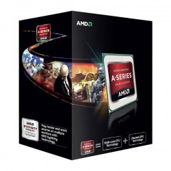 AMD Kaveri A6-7400K (Radeon R4 series) 3.9Ghz Cache 2x1MB 65W Socket FM2+ - AD740KYBJABOX