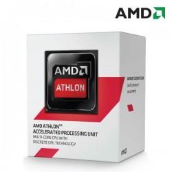 AMD Athlon 5350 2.05Ghz AM1 (Radeon HD 8400) - AD5350JAHMBOX