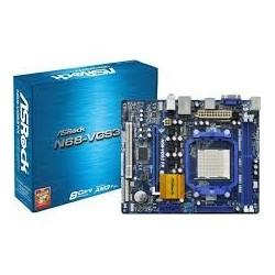 ASRock N68-VGS3 FX (AM3, Geforce 7025, DDR3)