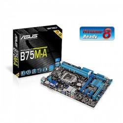 ASUS B75M-A (LGA1155, Intel B75, DDR3, SATA3, USB3)