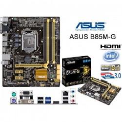 ASUS B85M-G (LGA1150, Intel B85, DDR3)