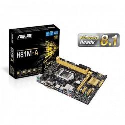 ASUS H81M-A (LGA1150, Intel H81, DDR3)