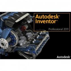 Autocad AUTODESK Invertor 2011 Suite