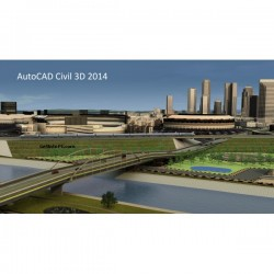 Autocad 3D 2014 INCLUDE SUB