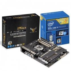ASUS Sabertooth Z97 Mark 1 (LGA1150, Intel Z97, DDR3)