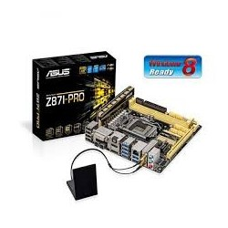 ASUS Z87I-PRO (LGA1150, Intel Z87, DDR3)