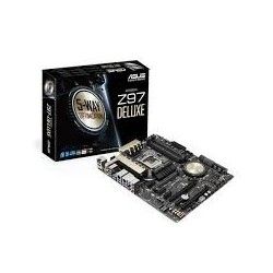 ASUS Z97-DELUXE (LGA1150, Intel Z97, DDR3)