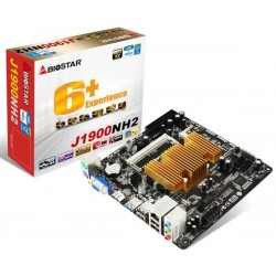 Biostar J1900NH2 (Built-up INTEL Celeron J1900 (2.0GHZ) Quad-Core Processor, DDR3, HDMI, VGA)