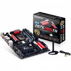 GIGABYTE GA-Z87X-UD5 TH (Thunderbot) (LGA1150, Z87, DDR3, SATA3, USB3)