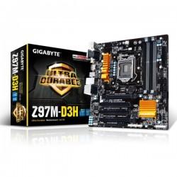 GIGABYTE GA-Z97M-D3H (LGA1150, Z97, DDR3)
