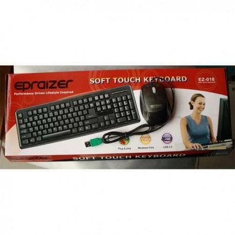 E-Praizer EZ-018 - Keyboard & Mouse