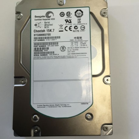 Seagate ST3300657SS 300GB SAS 15000RPM Hardisk