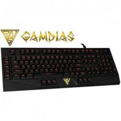 Gamdias GKB2000 Hermes - Essential Black Switch