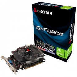 Biostar Geforce GT 620 1GB DDR3 64 Bit VGA