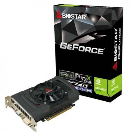 Biostar Geforce GT 740 2GB DDR3 128 Bit VGA