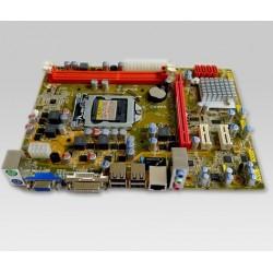 VARRO LGA1155 H61M-GP (PCIe16x,ddr3,vga,sc,lan)