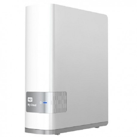 WD WDBCTL0040HWT-NESN My Cloud 4TB
