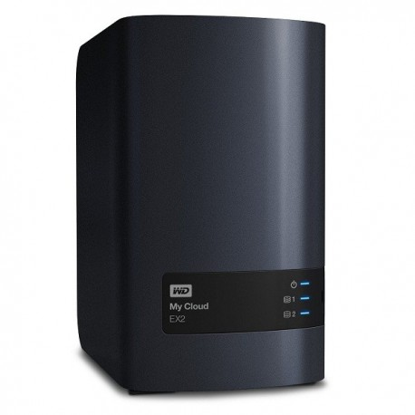 WD WDBCTL0040HWT-NESN My Cloud EX2 0TB