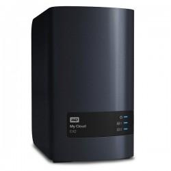 WD WDBCTL0040HWT-NESN My Cloud EX2 12TB