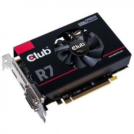 Club Radeon R7 260X 2GB DDR5 128 Bit (Royal Queen) VGA