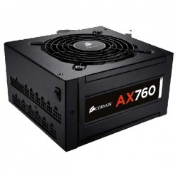 Corsair AX Series 760W Fully Modular - Platinum Power Supply