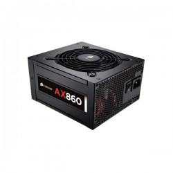 Corsair AX Series 860W Fully Modular - Platinum Power Supply