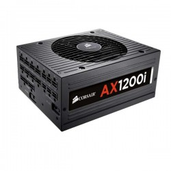 Corsair AX Series Digital 1200W Fully Modular AX1200i - Platinum Power Supply