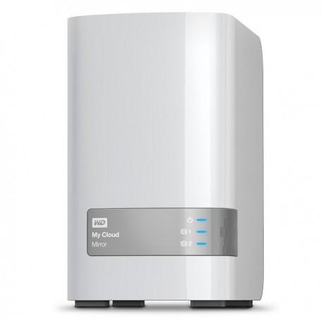 WD WDBDAF0020BBK-NESN My Cloud Mirror 6TB