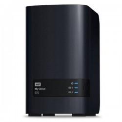 WD WDBVKW0080JCH-NESN My Cloud EX2 8TB