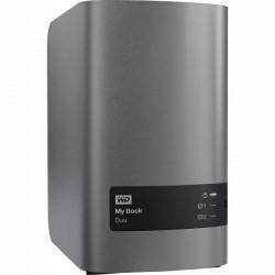 WD WDBYCC0030HBK-NESN Mybook Duo 6TB Hardisk