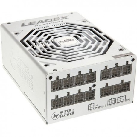 Super Flower Golden Silent 500W - SF-500P14FG (PLATINUM) - Fanless Modular Power Supply
