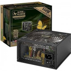 Super Flower Golden Green 550W - SF-550P14XE (GOLD) - Modular Power Supply